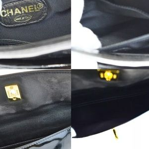 CHANEL Bags - Rare Auth CHANEL CC Turnlock Shoulder Bag More Pic